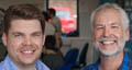 HT2 Labs' CEO, Dr Ben Betts and Chairman, Alan Betts
